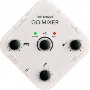 GO:MIXER Audio Interface for Smartphones (Pre-Order)