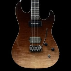 96 Drop Top with Bog Oak Neck in Bitter Chocolate Fade, Pre-Owned
