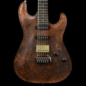 '96 Custom with Figured Claro Walnut Top #18736