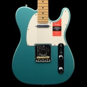 American Professional Telecaster Electric Guitar, Mystic Seafoam, B-Stock