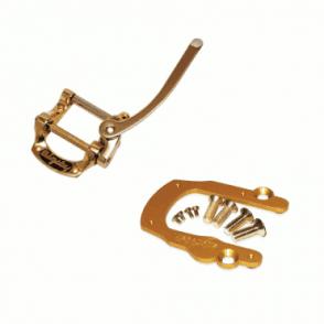 B5 Vibrato Horse Shoe + Vibramate V5 Adaptor (Gold)