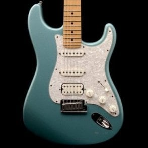 American Lonestar Stratocaster, Teal Green Metallic, 2000-01, Pre-Owned