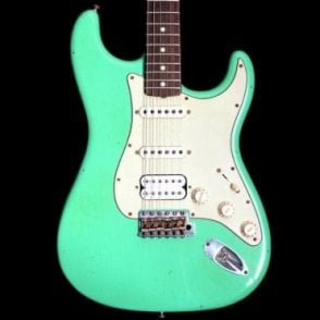 Custom Shop John Cruz '63 Journeyman Stratocaster, Aged Sea Foam Green