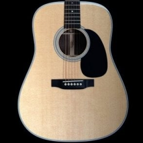 Martin  D-28 Dreadnought Acoustic Guitar, Natural Finish