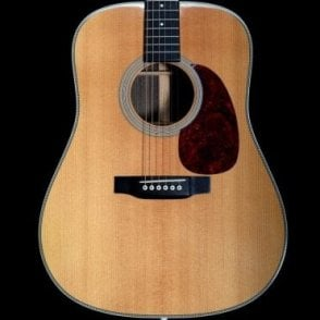 HD-28 Dreadnought, Herringbone with Rosewood Back & Sides, Pre-Owned