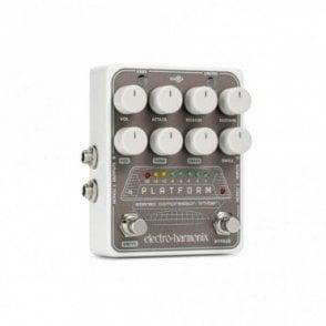 Platform Stereo Compressor/Limiter for Guitar