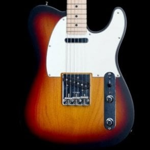 2009 Highway One Telecaster In 3 Colour Satin Sunburst, Pre-Owned