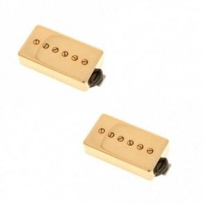Phat Cat P90 Humbucker Set in Gold