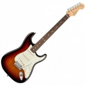 American Professional Stratocaster, 3 Tone Sunburst w/ Rosewood Fingerboard (Aintree Store)