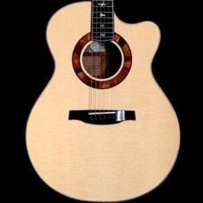 #5648 Angelus Cutaway Electro-Acoustic, Koa Back and Sides