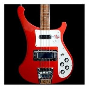 4003s Electric Bass Guitar, Ruby - 2017 Model 17-1720791
