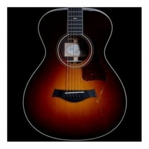 712e 12 Fret Acoustic Guitar, Western Sunburst, Pre-Owned