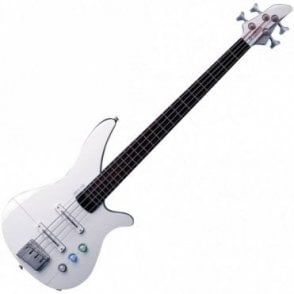 RBX4A2 Bass Guitar - White (Ex Display)