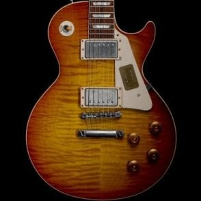Custom Shop Les Paul '59 Reissue VOS Electric Guitar, Iced Tea