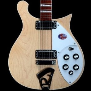 Rickenbacker 620/6 Electric Guitar, Mapleglo #17-31765