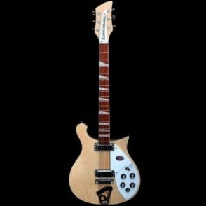 Rickenbacker 620/6 Electric Guitar, Mapleglo #17-31765