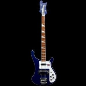 4003 Midnight Blue Electric Bass Guitar 2017 Model #17-32736