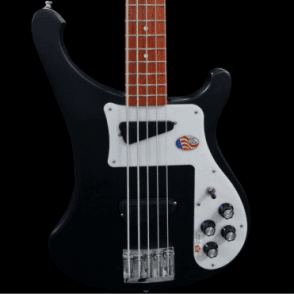4003s5 Five String Electric Bass Guitar in Matte Black, Pre-Order