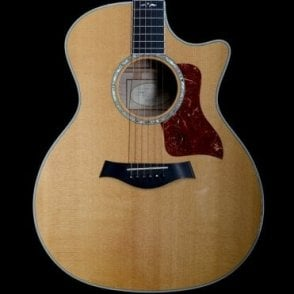 614ce Electro Acoustic guitar, Spruce Top, Maple Back and Sides, Pre-Owned