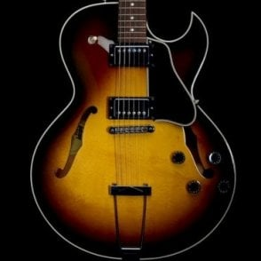 2002 ES-135H Semi-Hollow Electric Guitar in Tobacco Sunburst - Pre-Owned