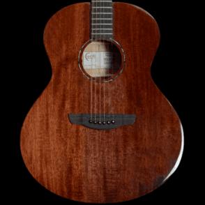 Nexus Neptune, Mahogany, Electro Acoustic Guitar w/ Fishman Preamp, Cognac B-Stock