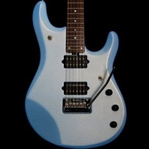 JP6 John Petrucci Signature Sky Blue Electric Guitar w/ Piezo & Matching Headstock, Pre Owned