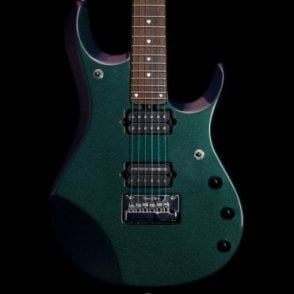 JP6 John Petrucci Signature Mystic Dream Electric Guitar w/ Piezo & Matching Headstock, Pre Owned