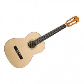 Fender ESC105 Classical Acoustic Guitar, Natural (Aintree Store)
