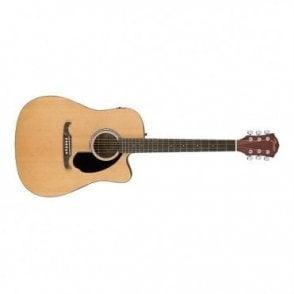 FA-125ce Dreadnought Electro-Acoustic Guitar w/ Cutaway (Natural)