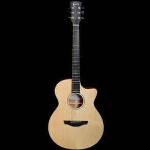 Naked Venus Electro-Acoustic Guitar with Fishman IsysT Preamp
