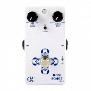 Electronic Omni Boost MK2 Guitar Pedal
