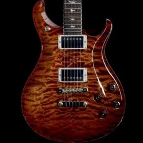 2018 Wood Library McCarty 594 Quilt 10-Top Electric Guitar, Copperhead Burst #249415