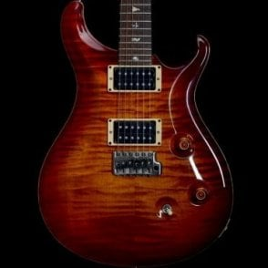 Custom 24 2008 Model, Cherry Sunburst Finish