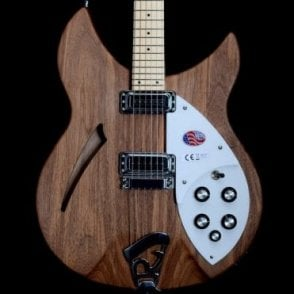 2018 330 6-String, Walnut w/ Maple Neck #18-11766