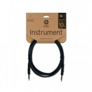 D'Addario Planet Waves PW-CGT-10 10' Classic Series Instrument Cable