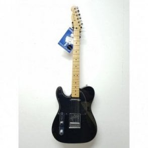 Mexican Telecaster w/ Maple Neck - Black pre owned (Aintree Store)