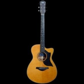 AC5M ARE Concert Electro Acoustic Guitar w/ Hardcase (Vintage Natural)