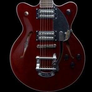 G2655T Streamliner Jr. Hollowbody Electric Guitar, Walnut