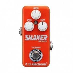 Shaker Mini Vibrato Pedal (B-Stock)
