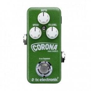 Corona Mini Chorus Pedal True Bypass (B-Stock)