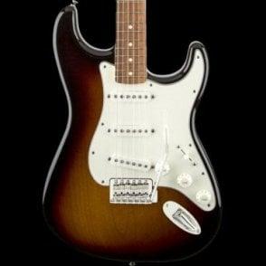 Fender Standard Stratocaster w/ Pau Ferro Fingerboard (Brown Sunburst)