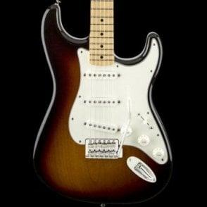 Standard Stratocaster w/ Maple Fingerboard (Brown Sunburst)