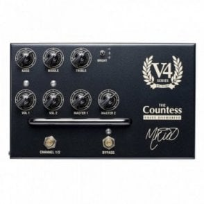 V4 The Countess Preamp Pedal