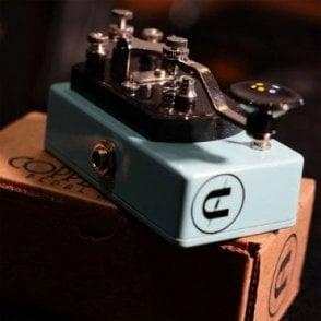 Telegraph Stutter Morse Code Killswitch Pedal