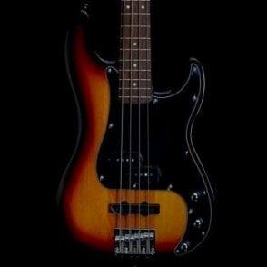 Vintage Modified Precision Bass PJ in 3-Tone Sunburst
