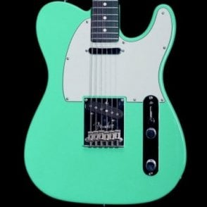 American Standard FSR Telecaster, Seafoam Green w/ Matching Headstock, Pre-Owned