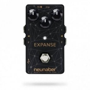 Expanse Series Pedal w/ True or Buffered Bypass