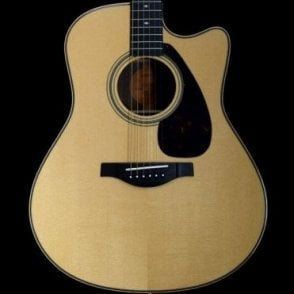Japan LLX26C A.R.E Hand-Crafted Electro-Acoustic Jumbo Electro-Guitar