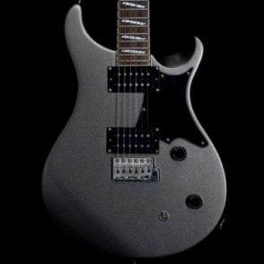 Santana Signature Electric Guitar, Silver, Pre Owned