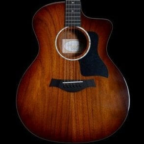 224ce-K DLX Koa Deluxe ES-2 Electro-Acoustic Guitar, Pre-Owned